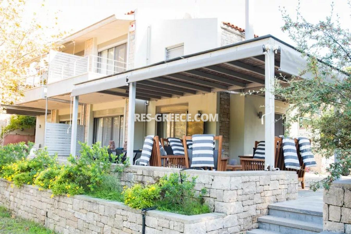Sparties, Halkidiki-Sithonia, Greece - modern house in Sithonia for sale - Photo 21