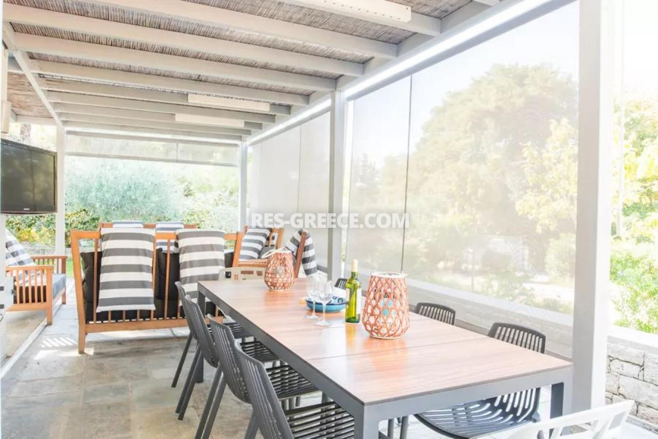 Sparties, Halkidiki-Sithonia, Greece - modern house in Sithonia for sale - Photo 16