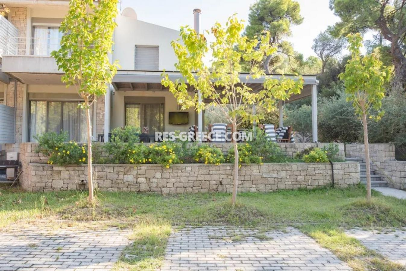 Sparties, Halkidiki-Sithonia, Greece - modern house in Sithonia for sale - Photo 20