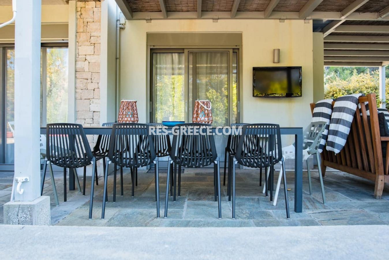 Sparties, Halkidiki-Sithonia, Greece - modern house in Sithonia for sale - Photo 18