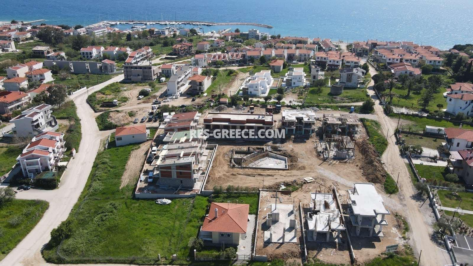 Anasa townhouses, Halkidiki-Sithonia, Greece - cottages in a new complex with the pool - Photo 16