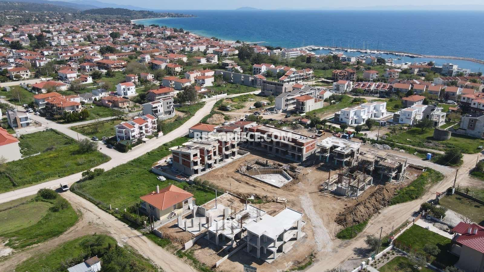 Anasa townhouses, Halkidiki-Sithonia, Greece - cottages in a new complex with the pool - Photo 15